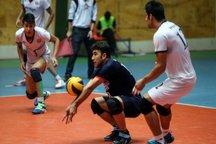 تیم والیبال خاتم اردکان از پیکان تهران شکست خورد