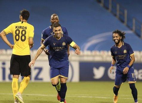 پاداش به بازیکنان النصر پس از برد سپاهان