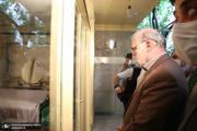 تجدیدمیثاق وزیر بهداشت با آرمان های حضرت امام خمینی(س)