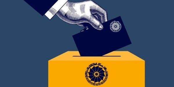 نهمین دوره انتخابات هیئت نمایندگان اتاق بازرگانی مازندران برگزار شد