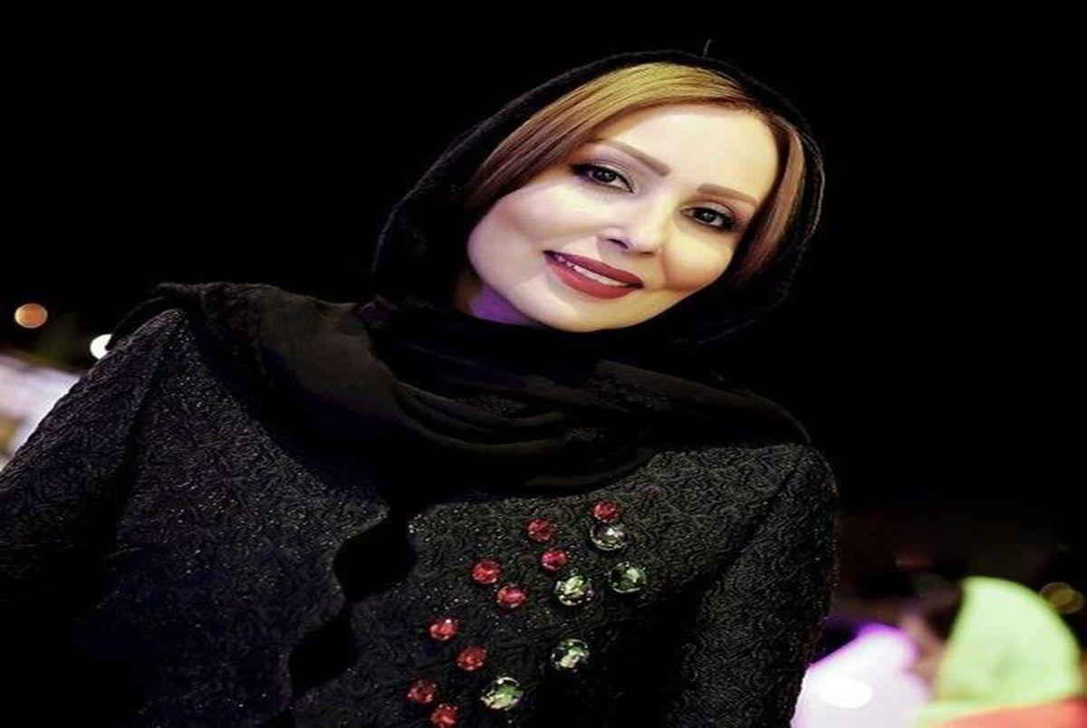 پرستو صالحی از ایران رفت + عکس