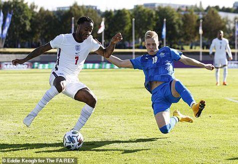 پیروزی دشوار انگیس در واپسین دقایق مقابل ایسلند