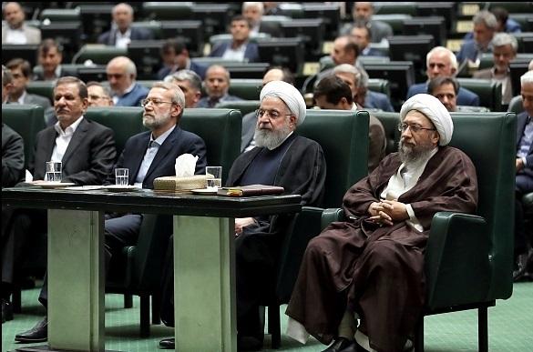 رئیسجمهور روحانی: برای مسأله آب، کارگروهی تشکیل دادیم/ مردم مطمئن باشند که نیازهای ارزی آنان تامین میشود/ همفکری بسیار خوبی میان قوا بود