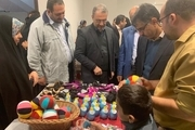 اولین جشنواره کارآفرینی میعاد امام رضا(ع) در شیراز برگزار شد