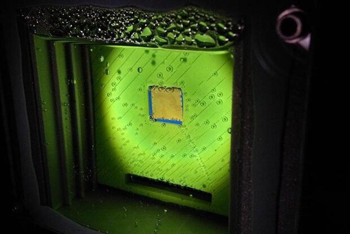 برگ مصنوعی که به تولید برق کمک می کند