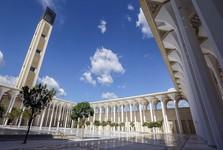 سومین مسجد بزرگ جهان  امروز در الجزایر افتتاح می شود+تصاویر