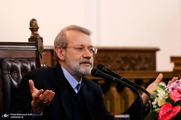 لاریجانی: اروپاییها هیچ اقدام خاصی برای حفظ برجام نکردند