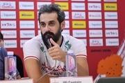 سعید معروف: بازی مقابل برزیل دشوار بود/ باید از عملکرد جوانان راضی باشیم