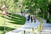 پارک بانوان کرمانشاه احتمالا تا تابستان قابل استفاده است