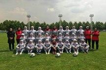 2 فوتبالیست همدانی به تیم ملی بانوان دعوت شدند