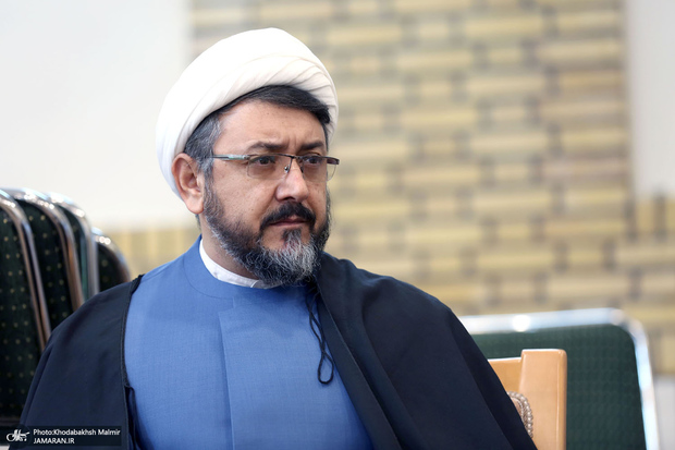 تسلیت سرپرست موسسه تنظیم و نشر آثار امام خمینی در پی درگذشت پدر شهید آفرند