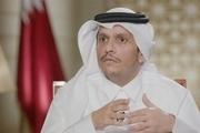 قطر: تماسهای پیوسته با ایران و آمریکا برای تشویق آنها به گفتوگو وجود دارد