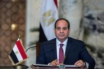 رئیس جمهور مصر به امارات سفر می کند