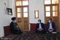 بازدید دبیر مجمع تشخیص مصلحت نظام از بیت و زادگاه امام خمینی(س)