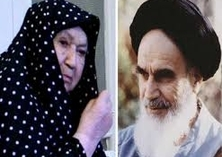 Imam Khomeini attached great significance to his wife's rights