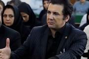 واکنش حسام نواب صفوی به تعلیق پروانه وکالتش+ عکس