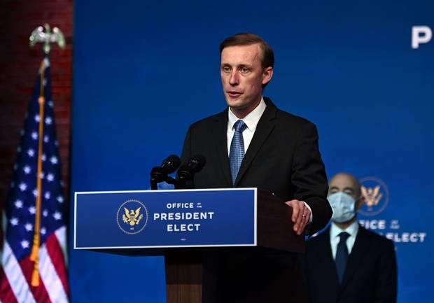 سالیوان: دیپلماسی باید بخشی از پاسخ به حل مسأله هستهای ایران باشد