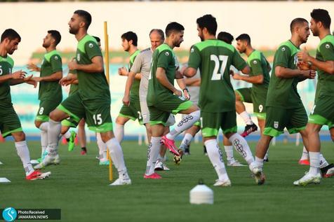 تصویری از هتل بحث برانگیز تیم ملی در بحرین
