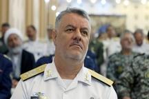 عرصه دریایی برای جمهوری اسلامی دارای اهمیت بسزایی است
