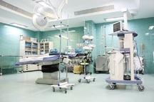 بخش جراحی مغز بیمارستان عباسی میاندوآب راه اندازی شد