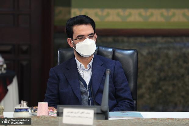 آذری جهرمی: نمی توان آزادی را به بهانه امنیت محدود کرد