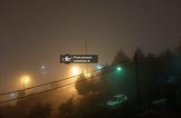 مه در تهران (1)