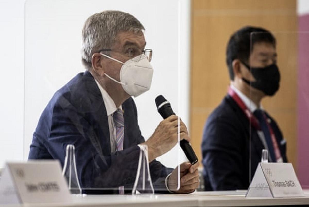 گاف عجیب توماس باخ خشم ژاپنیها را برانگیخت
