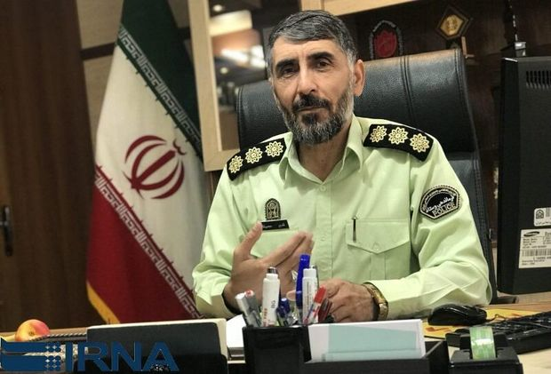۶ سارق حرفهای در قوچان دستگیر شدند