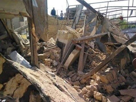 ۶ نفر در آتشسوزی جنوب تهران مصدوم شدند + عکس