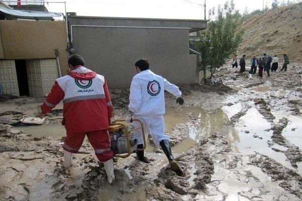 اسکان اضطراری ۶۲۸ آسیب دیده سیلاب در سیستان و بلوچستان