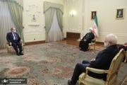 روحانی: تا پیروزی نهایی در کنار ملت و دولت سوریه خواهیم ماند