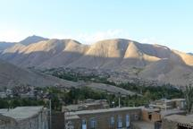 روستای آهو طبیعتی بکر با آب و هوایی دلچسب