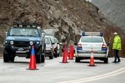 جاده ایلام - کرمانشاه امروز یک ساعت بسته می شود