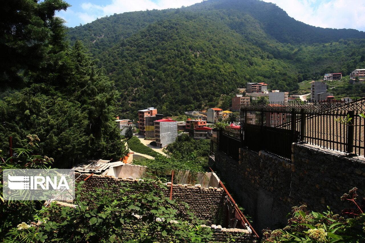 گشت زنی و مراقبت از ویلاهای خالی در مازندران
