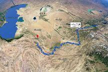 گذرگاه کتای در آسیای مرکزی فعال می شود