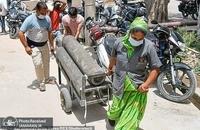 کرونا در هند