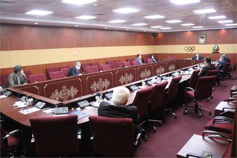 کمک ملی کمیته ملی المپیک به دو فدراسیون کشتی و بسکتبال