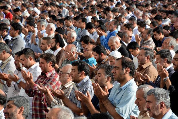 اقامه نماز عید فطر در 50 مسجد کرمان
