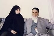 در نامه عرفانی امام به عروسشان بر چه نکاتی تاکید شده است؟