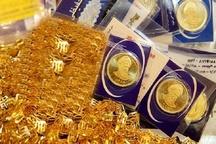 افزایش قیمت تمام سکه و ربع سکه در بازار امروز رشت کاهش قیمت طلا
