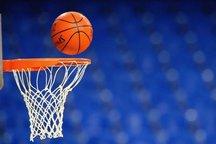 پیروزی قاطع تیم بسکتبال بانوان قزوین مقابل حریف خراسانی