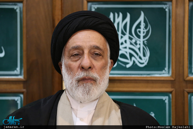 تشکر سید هادی خامنه ای از مهرعلیزاده پس از انصراف وی از نامزدی در انتخابات 1400