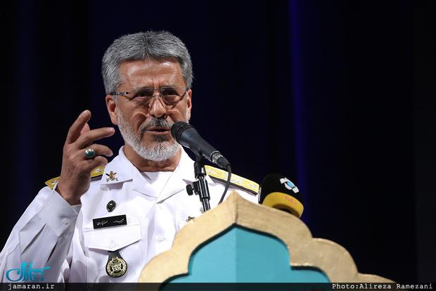 دریادار سیاری: ایران در جنگ تنها بود