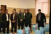 دادگستری کرمان ۳۱۳ بسته کمک معیشتی به نیازمندان اهدا کرد