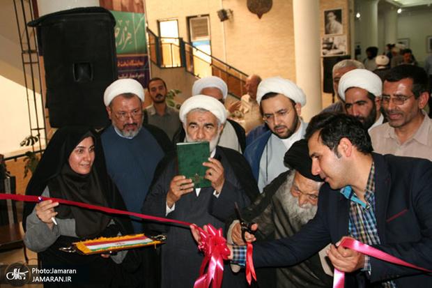 افتتاح نمایشگاه «هزار جلوه افلاکیان» در نگارستان امام خمینی(س)