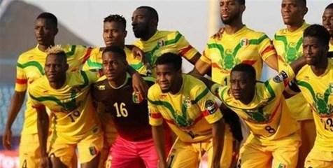 4 بازیکن تیم ملی مالی پیش از دیدار با ایران به کرونا مبتلا شدند