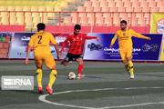 آغاز مرحله دوم فوتبال لیگ امیدهای دسته یک کشور در ارومیه