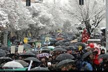 جلوه های ویژه راهپیمایی 22 بهمن در تاریخ ماندگار شد
