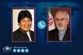ایران آماده گسترش روابط دوجانبه با دولت جدید بولیوی است