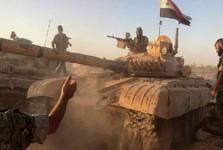 درگیری شدید ارتش سوریه با گروه های مسلح مورد حمایت ترکیه
